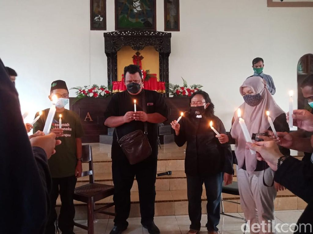 Sikapi Bom Makassar, Gusdurian Jombang: Kecam Kekerasannya, Jangan Agamanya