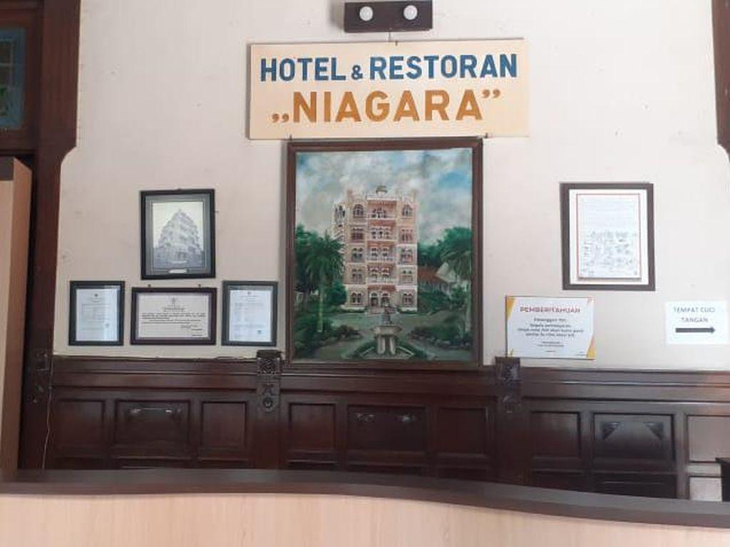Hotel Niagara Malang Dibilang Horor, Manajer: Gedungnya Tua, tapi Tidak Angker