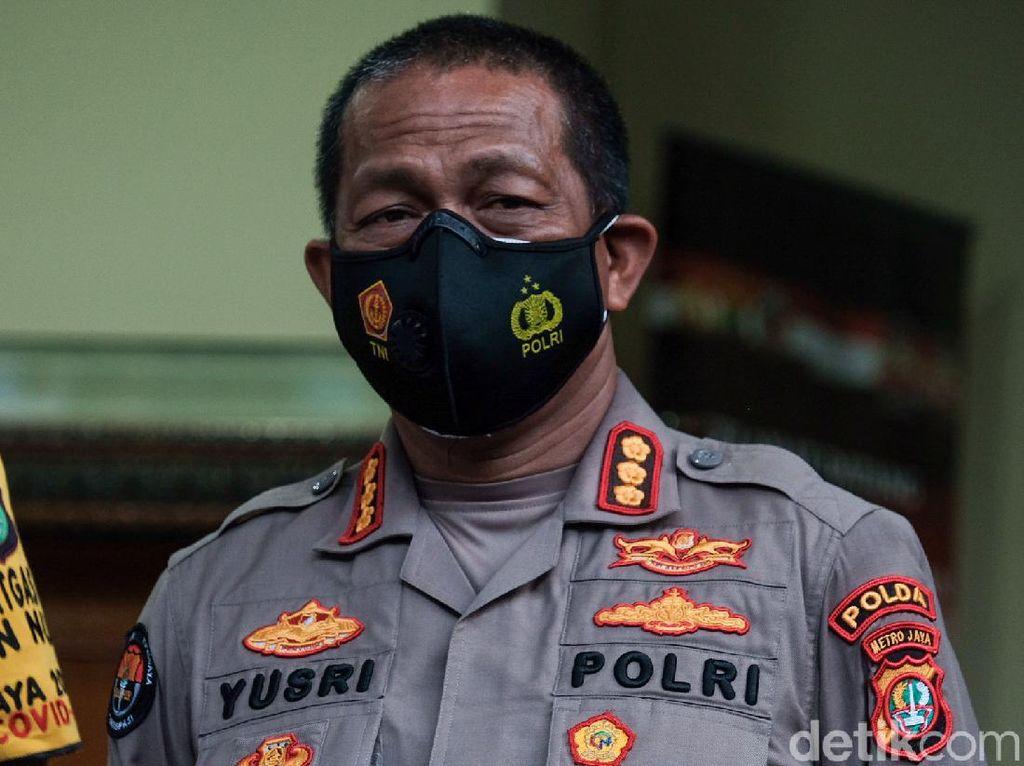4 Terduga Teroris di Jakarta-Bekasi Ditangkap, Polisi Telusuri Pelaku Lain