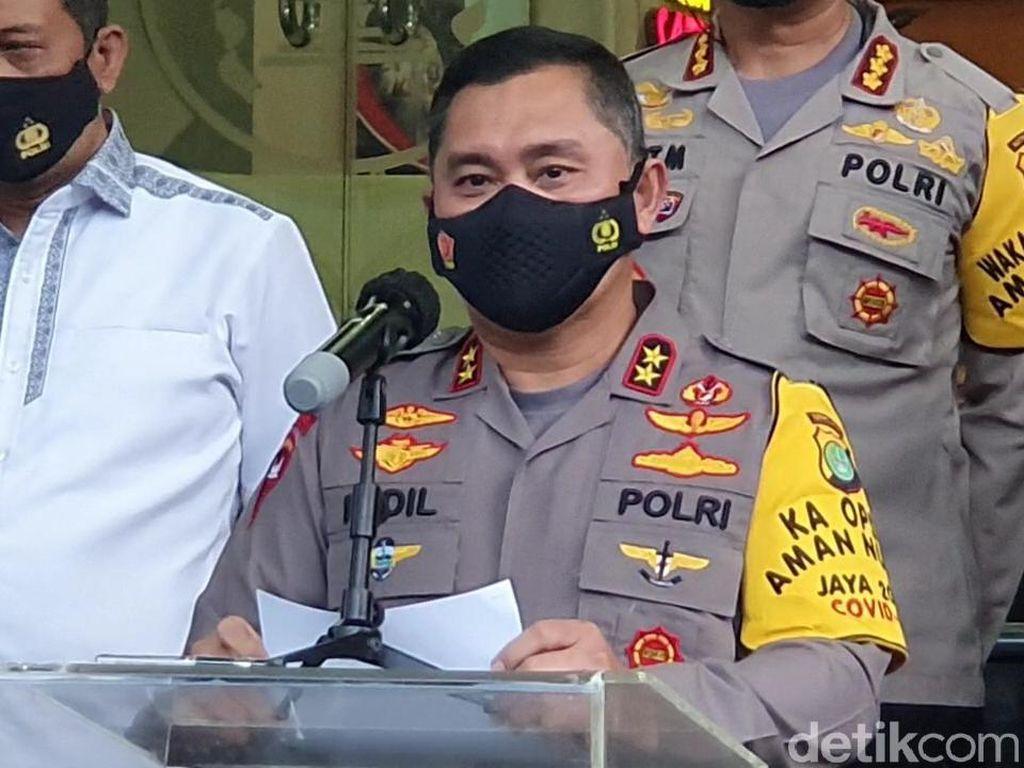 Tangkap 4 Terduga Teroris di Condet-Bekasi, Polisi Temukan 5 Bom Aktif