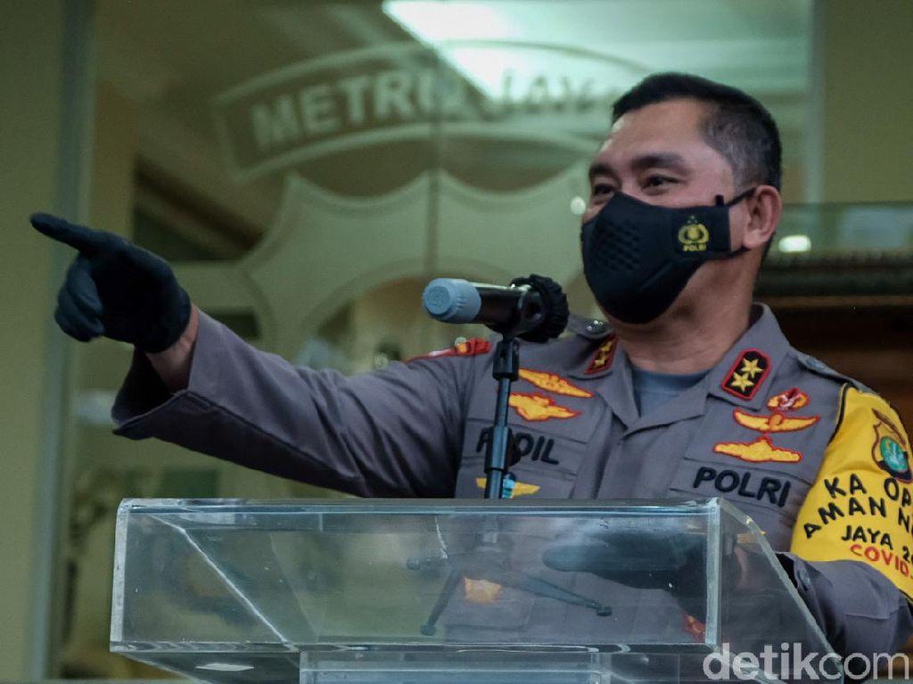 Kapolda Metro Ungkap 3 Kelompok Pemain Obat COVID-Alkes di Jakarta