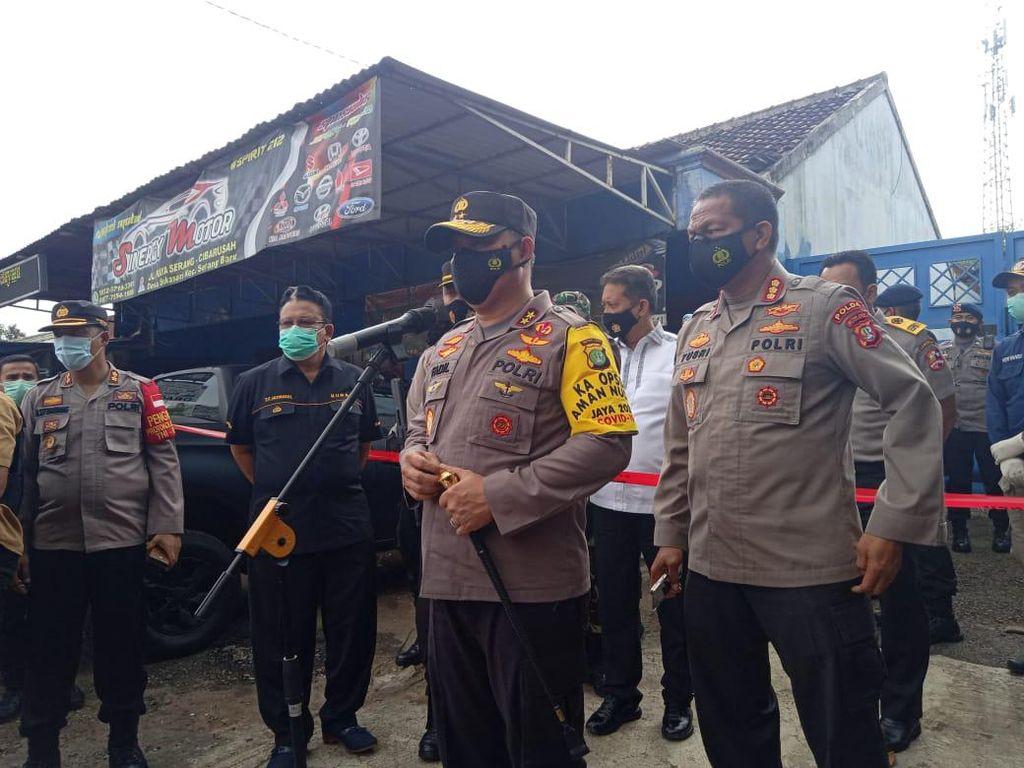 Densus 88 Amankan Bahan Peledak di Rumah Terduga Teroris di Bekasi