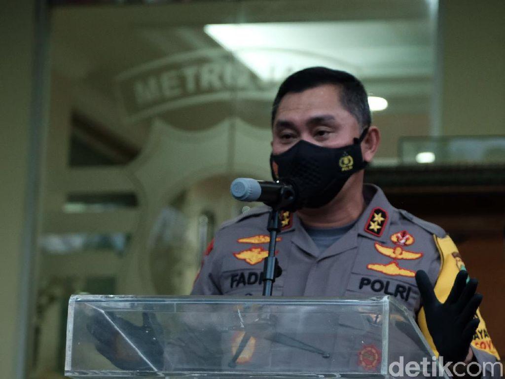 Kapolda Metro Apresiasi Warga Jakarta Tak Terhasut Hoax Ajakan Demo