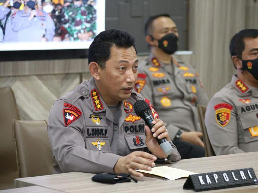 Kapolri Update Kondisi Kosmas Korban Bom Makassar: Dirawat di Ruang Biasa