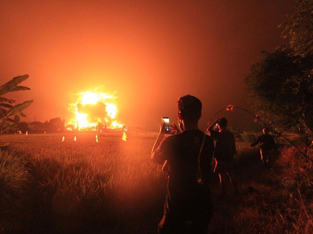 Soal Korban Kebakaran Kilang Balongan, Ini Cara Bedakan Tingkat Luka Bakar