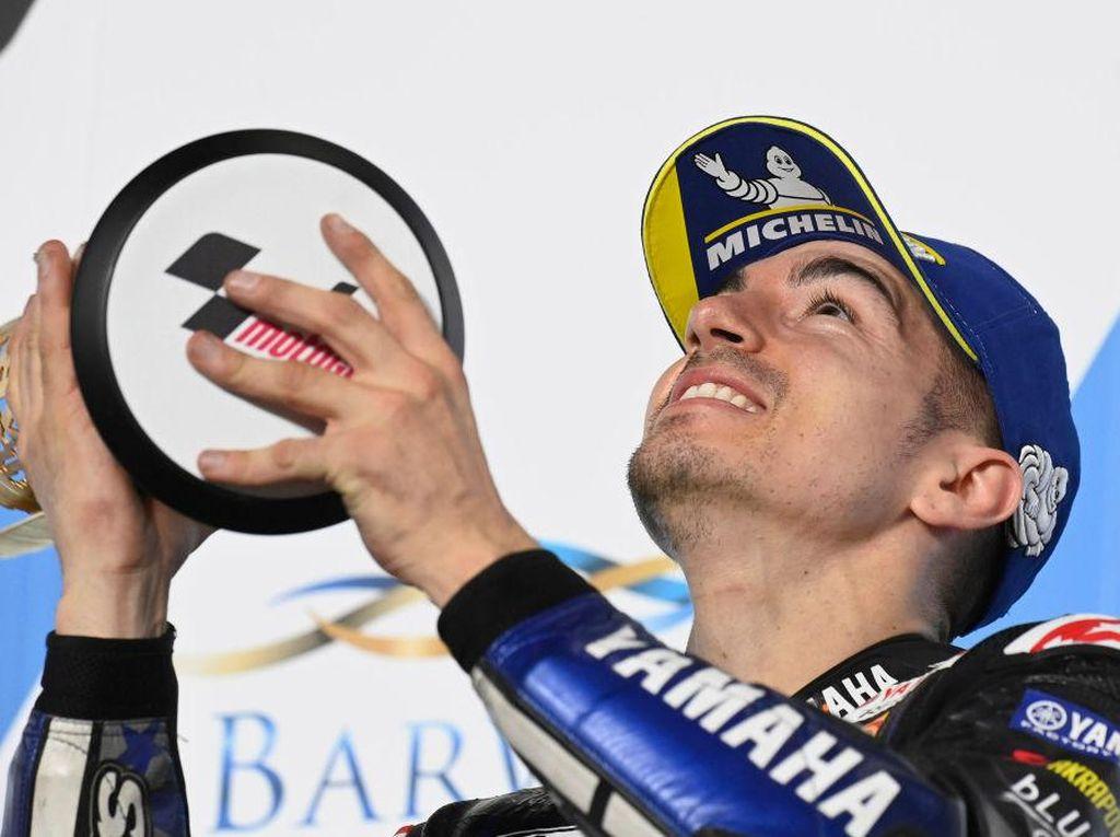Ada Peran Cal Crutchlow di Balik Kemenangan Vinales di MotoGP Qatar