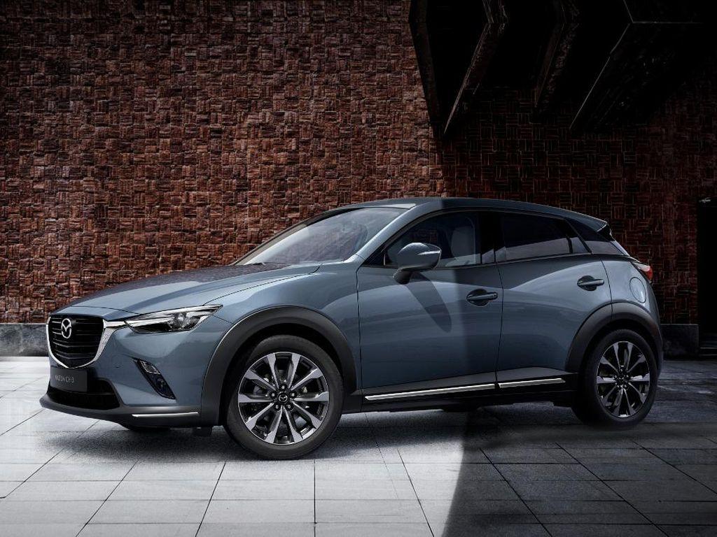 Mazda Luncurkan CX-3 Sport 1.500 cc, Segini DP dan Cicilannya