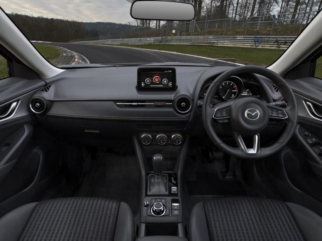 New Mazda CX-3 Sport 1.5L Ditarget Laku 200 Unit Sebulan, Bisa Saingi HR-V?