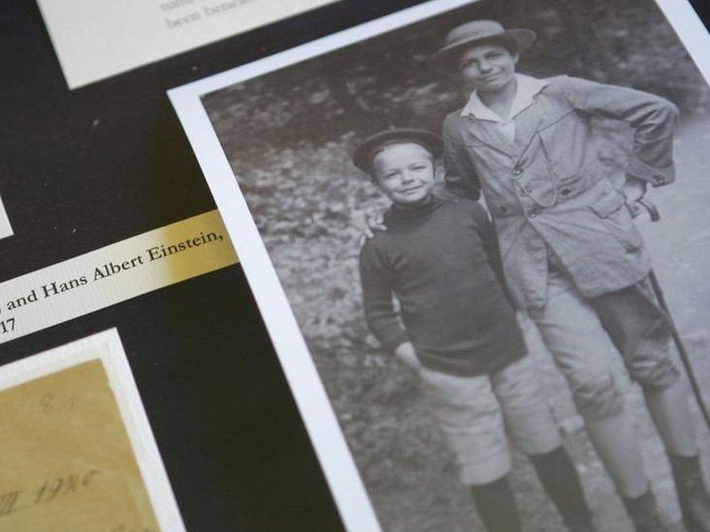 Misteri, Tragedi dan Kesuksesan Anak-anak Albert Einstein