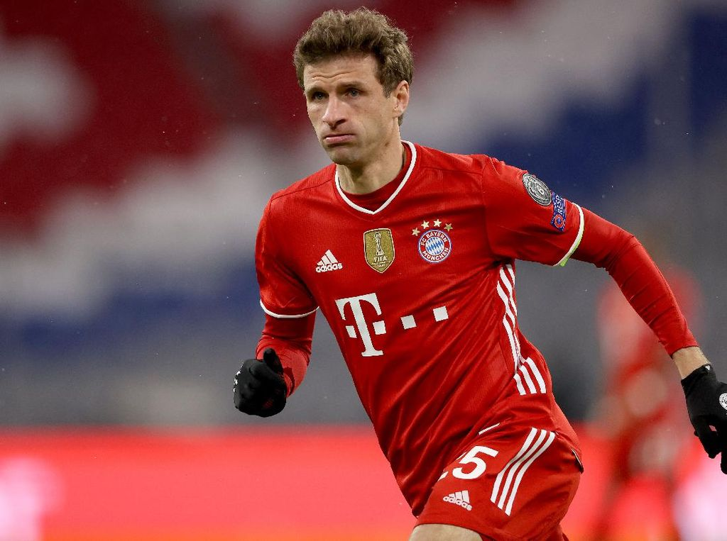 Thomas Mueller Belum Tentu Selamanya di Bayern Munich
