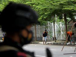 Kapolri Sebut Pelaku Bom Bunuh Diri Makassar Tinggalkan Surat Wasiat
