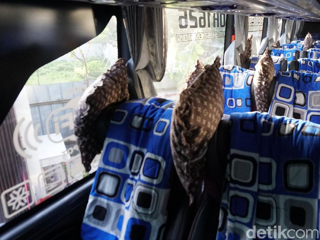 Review Jujur, Menjajal Bus Kelas Eksekutif PO Haryanto