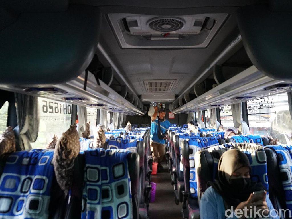 Mengenal Hot Seat, Kursi yang Sering Jadi Incaran Utama Penumpang Bus