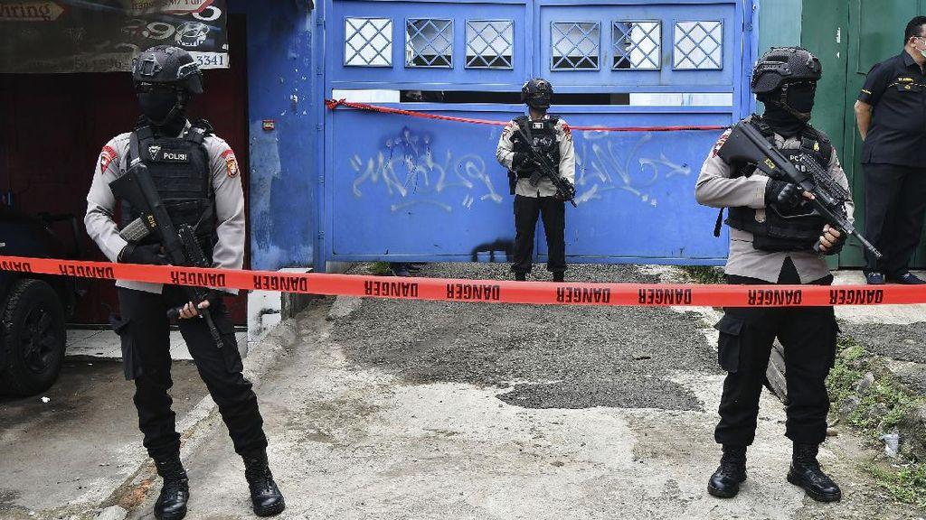 Polisi Juga Gerebek dan Tangkap Terduga Teroris di Bekasi