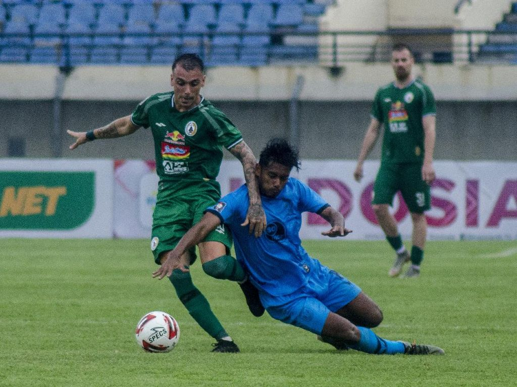 Hasil Piala Menpora 2021: PSS Vs Persela Berakhir 0-0