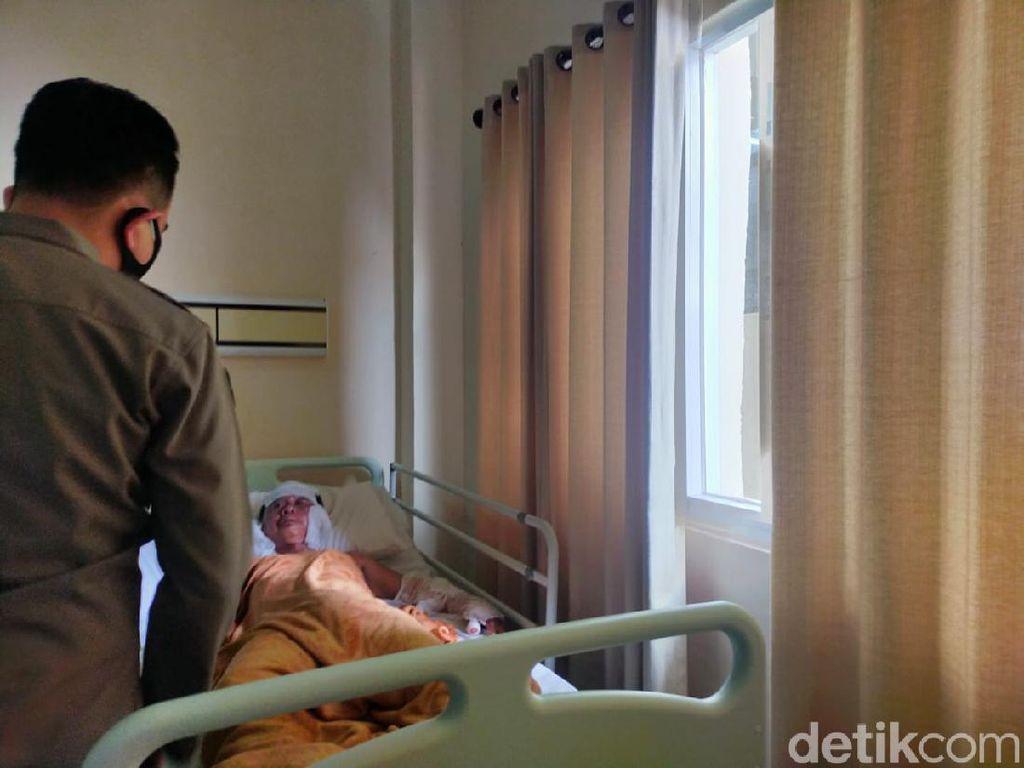 Kosmas Penghadang Bomber Makassar Masih Dirawat