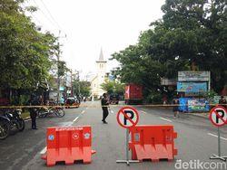 Ini Peran 4 Terduga Teroris Terkait Pasutri Bomber Gereja Makassar