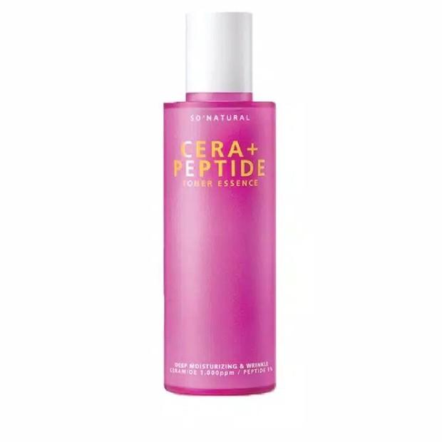 So Natural Cera Plus Peptide Toner Essense