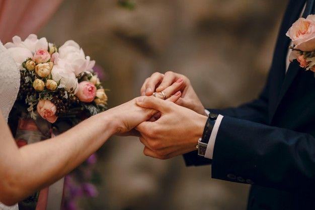 Pernikahan/ Sumber: Freepik.com