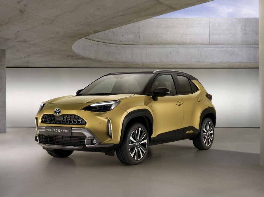 Toyota Yaris Cross Adventure Dirilis, Tampang Lebih Sangar