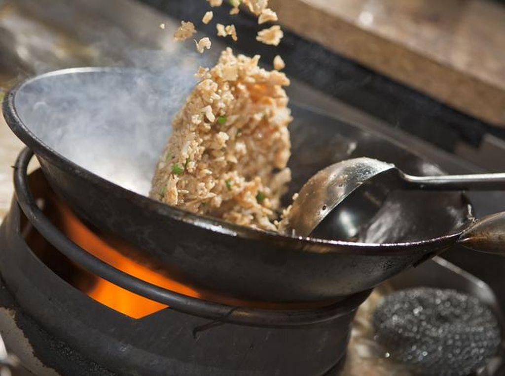 3 Trik Membuat Nasi Goreng yang Sedap dari 2 Penjual Nasi Goreng