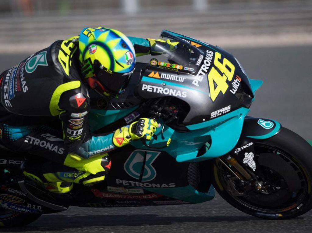 MotoGP Doha: Valentino Rossi Marah-marah ke Brad Binder, Ada Apa?