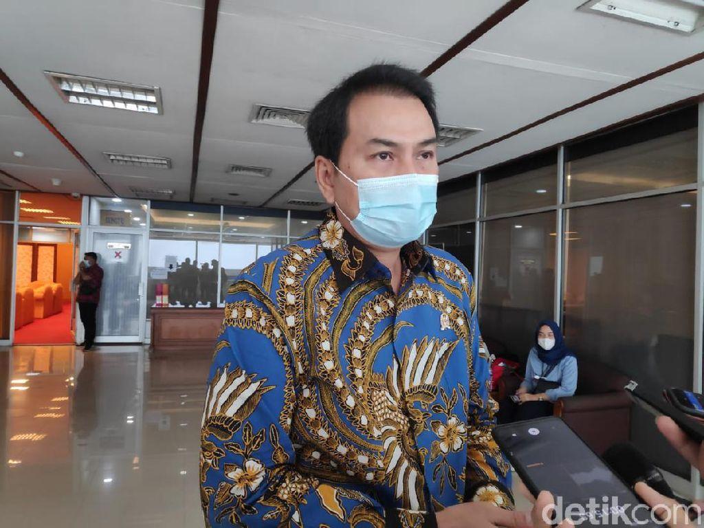 Kemenkum HAM Benarkan Cegah Azis Syamsuddin ke Luar Negeri