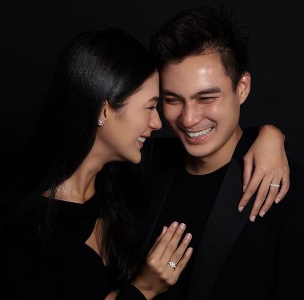Pernikahan Baim Wong dan Paula Verhoeven pada tahun 2018 juga disiarkan langsung di RCTI.