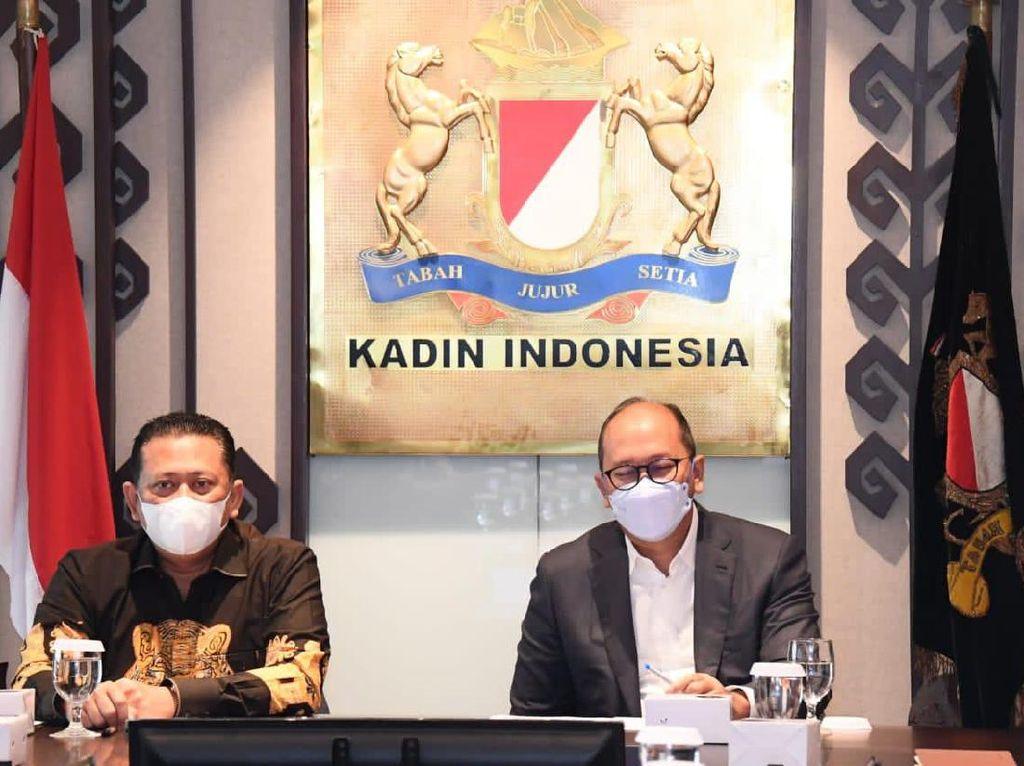 Cegah Korupsi, Bamsoet Dorong KPK & KADIN Bangun Whistleblowing System