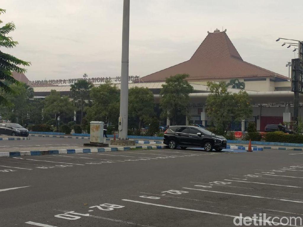 Bandara Juanda Perketat Penjagaan dan Patroli Usai Bom Bunuh Diri Makassar