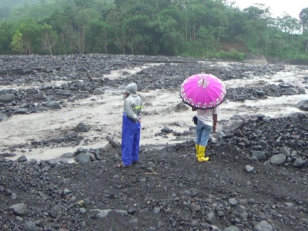 Satu Dusun di Lumajang Sempat Terisolir Dampak Banjir Lahar Hujan Semeru