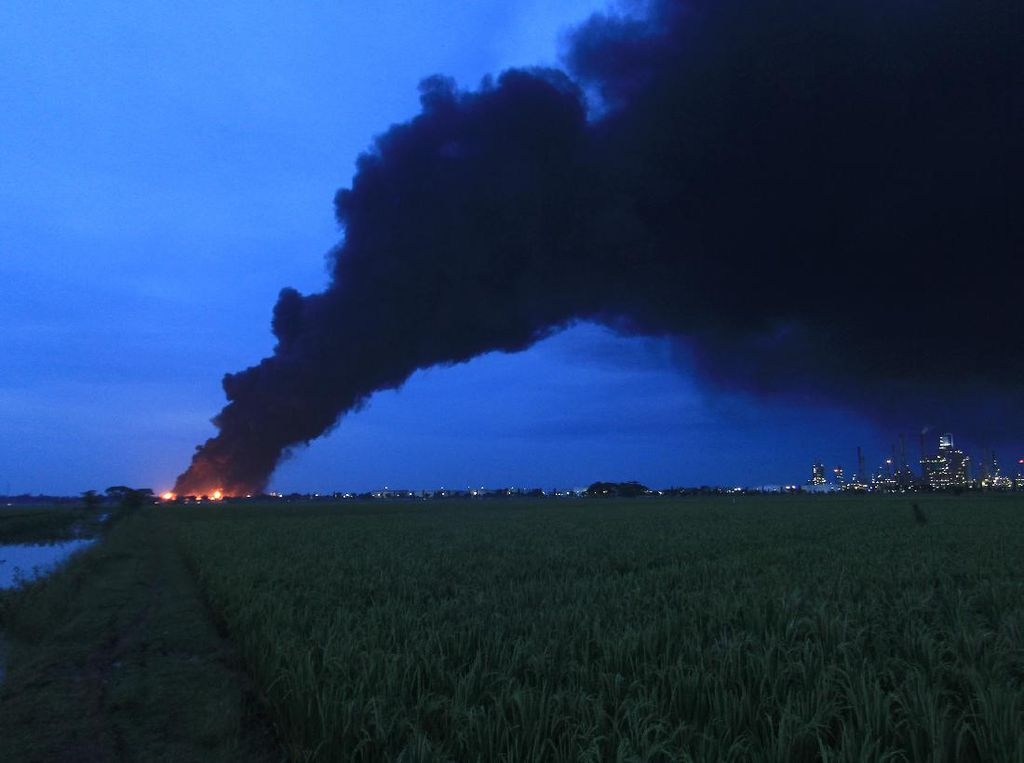 Ini Analisa Ahli Ekonomi Energi Unpad Dampak Kebakaran Kilang Pertamina