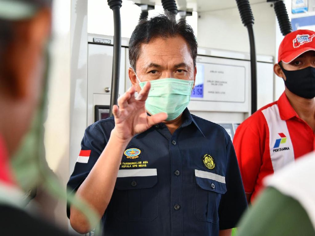 BPH Migas Minta Pertamina Amankan Stok BBM Jakarta & Sekitarnya