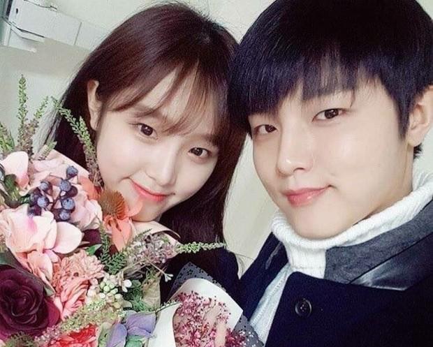 Choi Yena dan Choi Sungmin