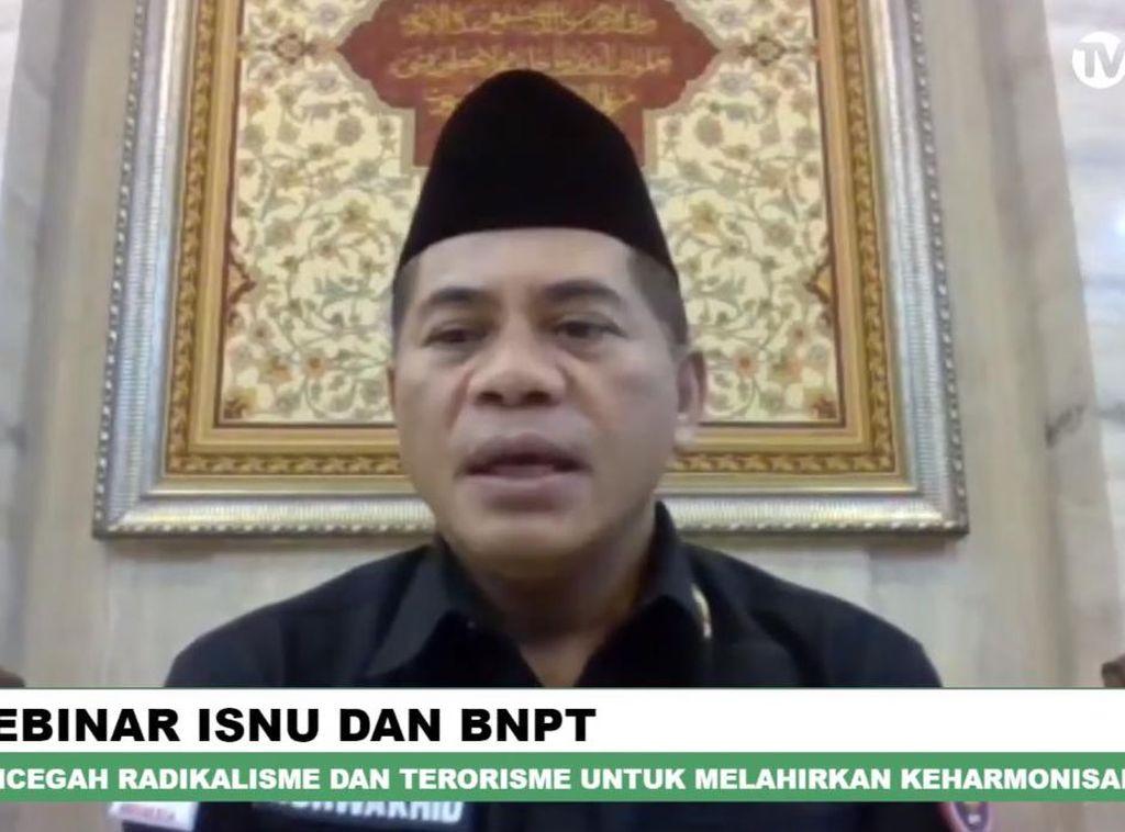 Direktur Pencegahan BNPT: Saya Pernah Terpapar Paham Radikal