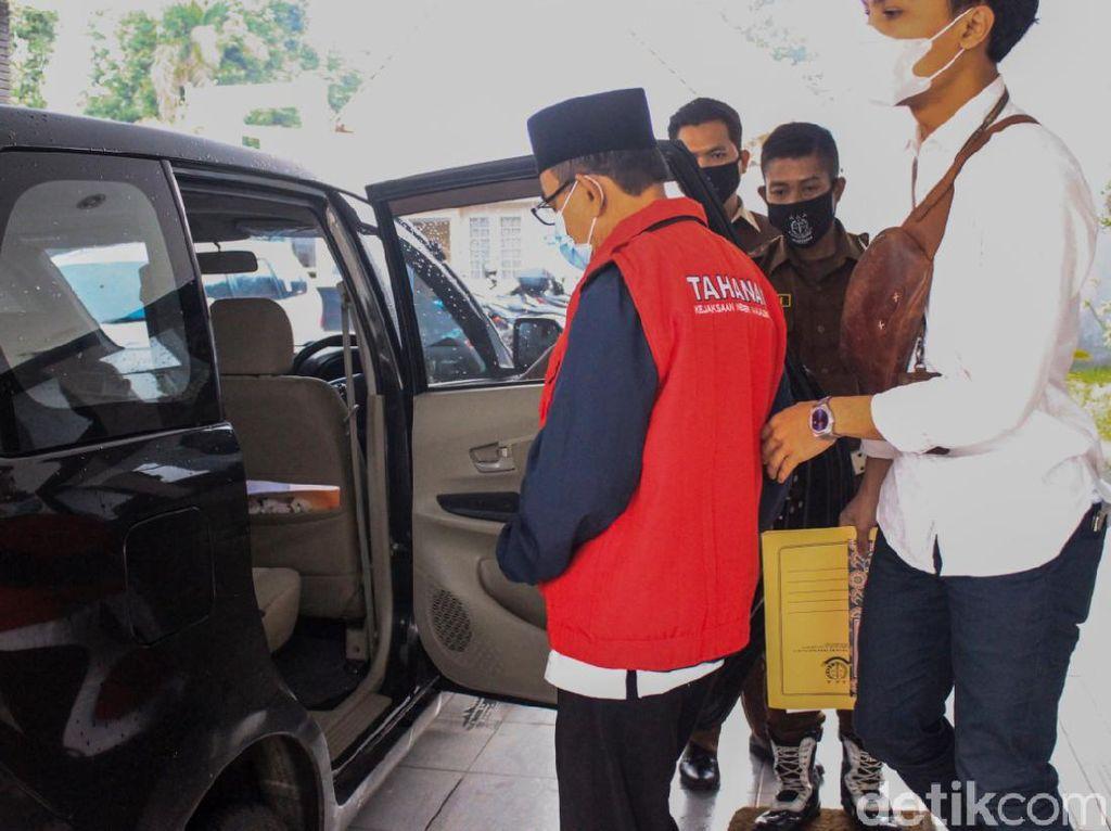 Kasus Korupsi Rp 1,9 M, Eks Dirut PDSMU Majalengka Ditahan Kejaksaan