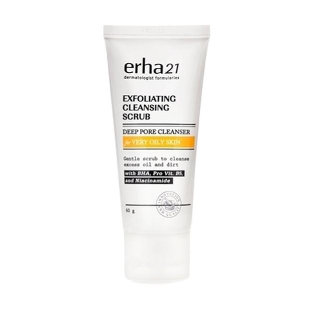 Erha Exfoliating Cleansing Scrub/Erha