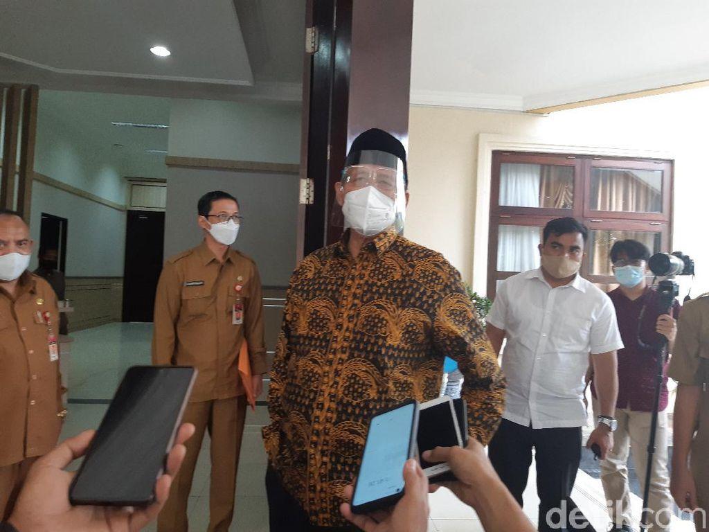 Mudik Dilarang Pemerintah, Gubernur Wahidin ke Warga: Enak di Banten
