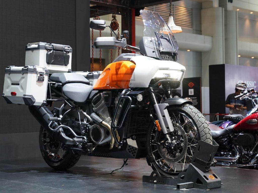 Ada SIM C Khusus Moge, Anak Elang Harley Davidson: Sudah Seharusnya Ada