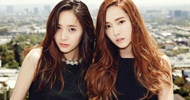 Jessica Jung dan Krystal Jung