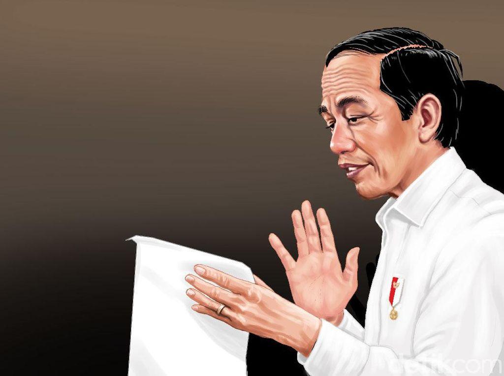 PPKM Jawa Bali Lanjut ke 30 Agustus, Jokowi: Jakarta Turun Level