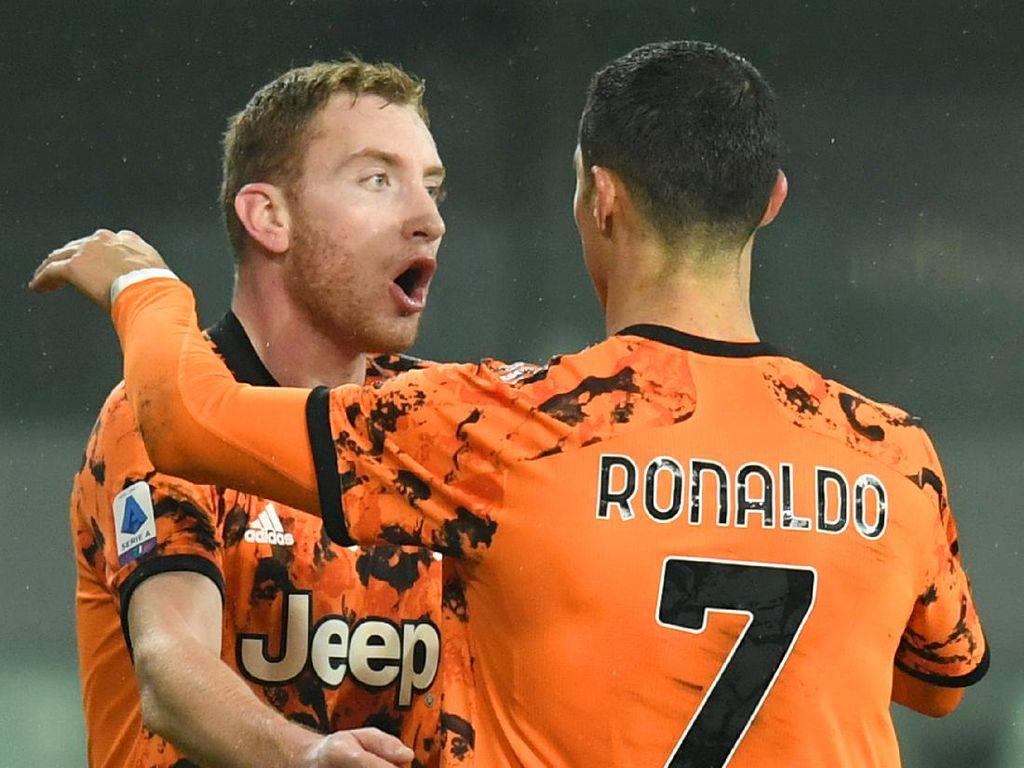 Juventus Jangan Cuma Fokus dengan Situasi Ronaldo