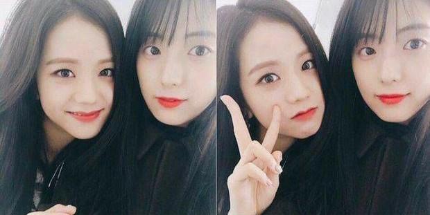 Kim Jisoo dan Kim Jiyoon