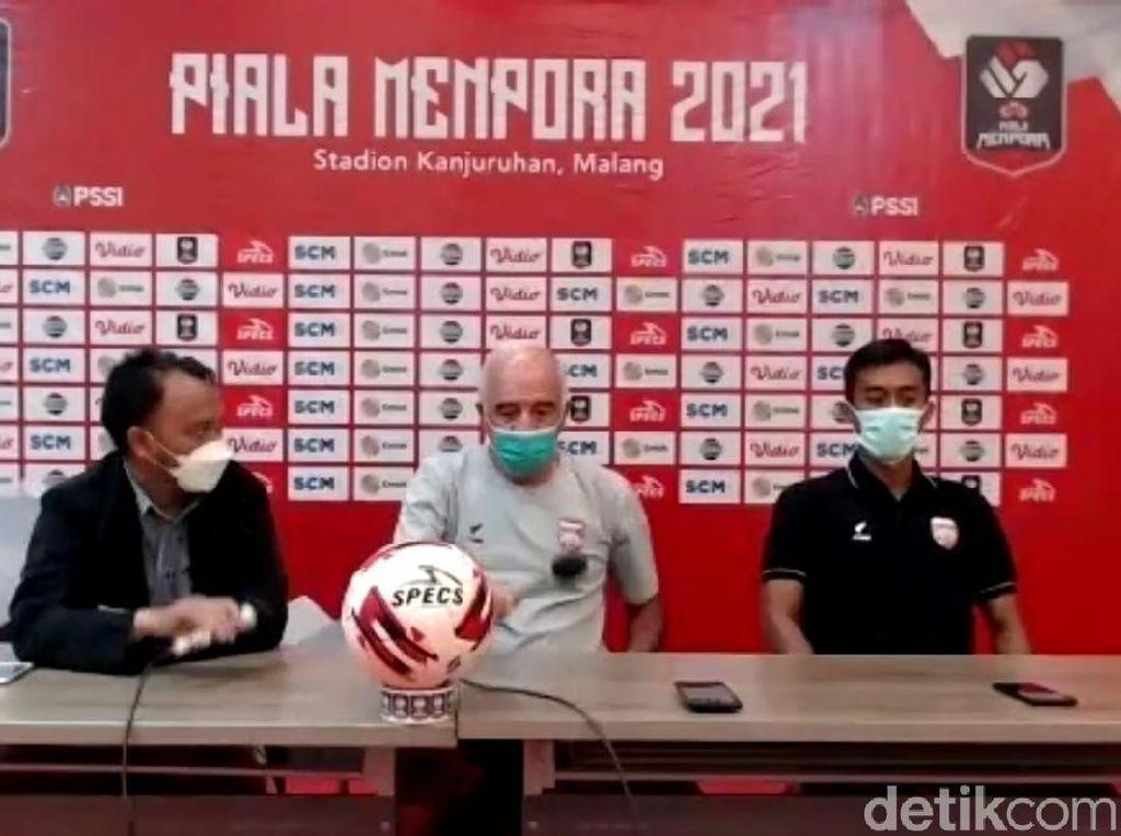 Piala Menpora 2021: Borneo FC Akan Habis-habisan Hadapi PSM