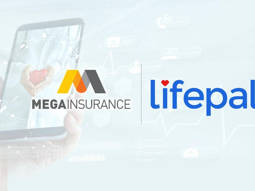 Gandeng Lifepal, Mega Insurance Kembangkan Jalur Distribusi Digital