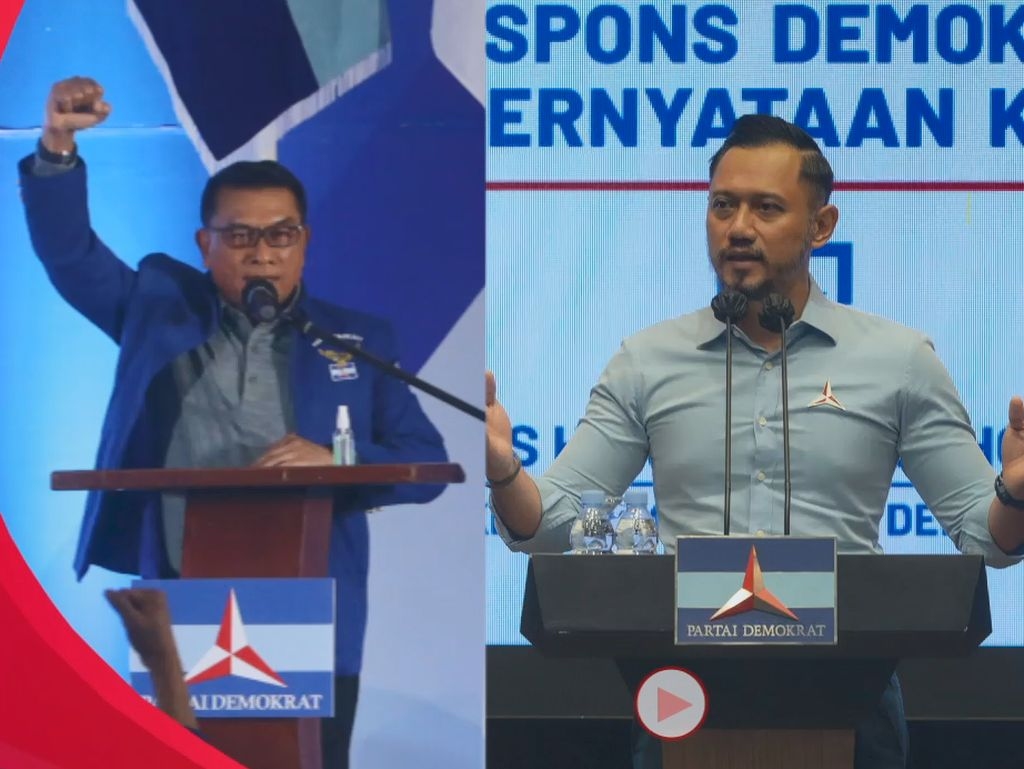 Saling Sikut AHY vs Kubu Moeldoko di Meja Hijau Berlanjut
