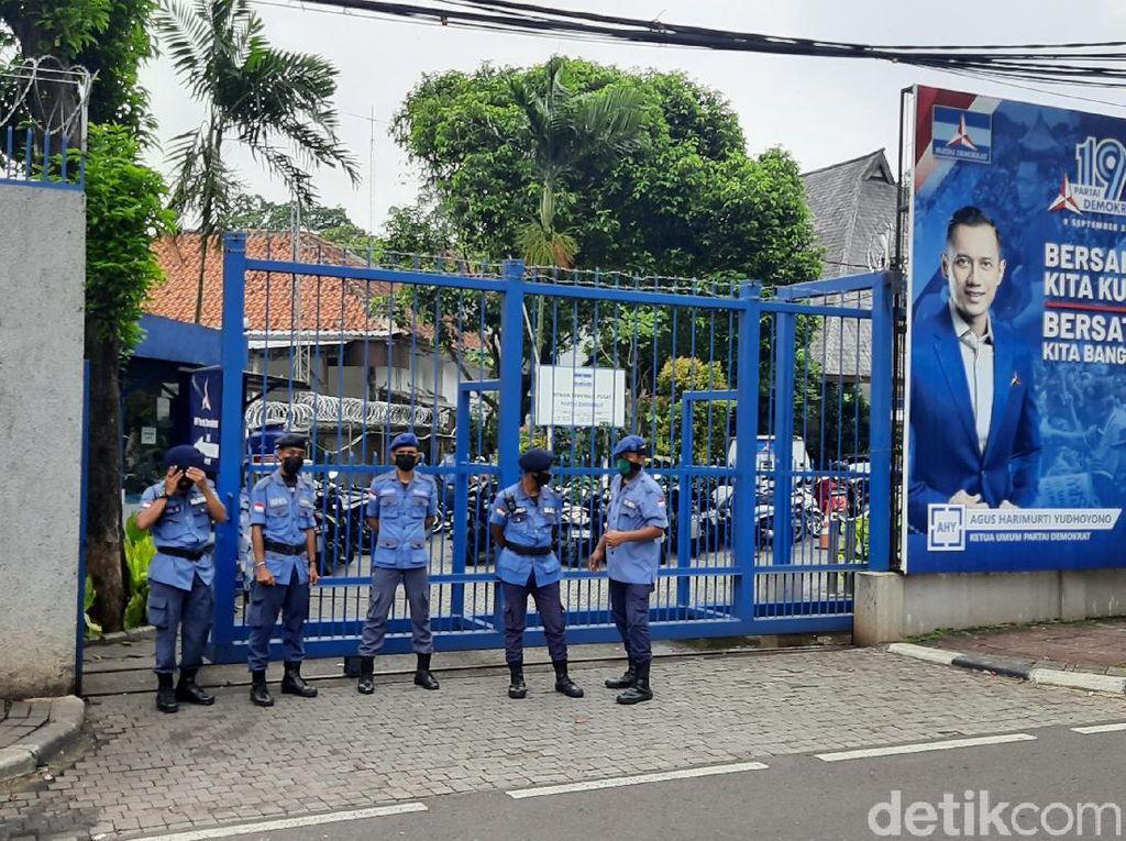Kantor DPP PD Diisukan Akan Direbut, Satgas Rajawali Perketat Penjagaan