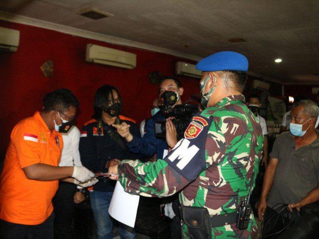 Kolaborasi TNI-Polri saat Kasus Penembakan Bripka CS Direkonstruksi