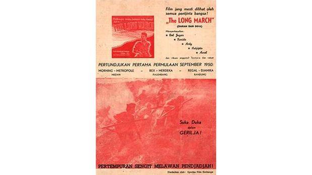 Poster Film Darah dan Doa