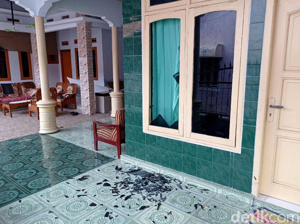 Rumah Warga Jadi Korban Kebakaran Kilang Pertamina Balongan